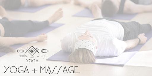 Yoga + Massage