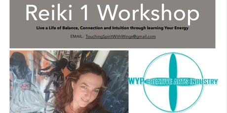 Reiki 1 Workshop and Intro to Healing Modalities tickets