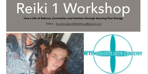 Reiki 1 Workshop and Intro to Healing Modalities