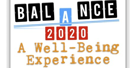 BalAnce 2020 - A Well-Being Experience tickets
