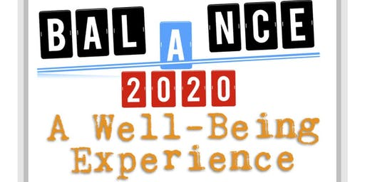 BalAnce 2020 - A Well-Being Experience