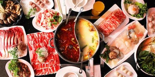 THUNDERBIRD HONG KONG YEAR END DINNER