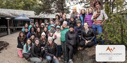 AdventurUs Women Escape @ LOGE Bend, OR  |  2020