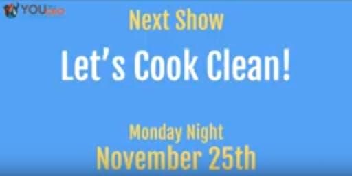 Let's Cook Clean