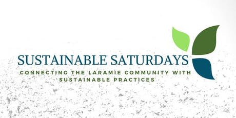 Sustainable Saturdays: DIY Beauty Products tickets