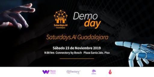 DemoDay Saturdays.AI Guadalajara