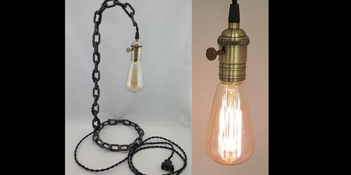 Welding 101, Industrial Lamp