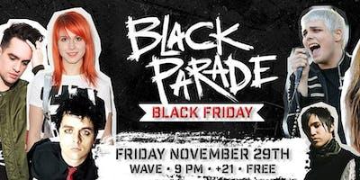Emo Night: Black Parade Friday