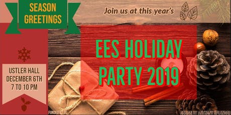2019 EES Holiday Social tickets