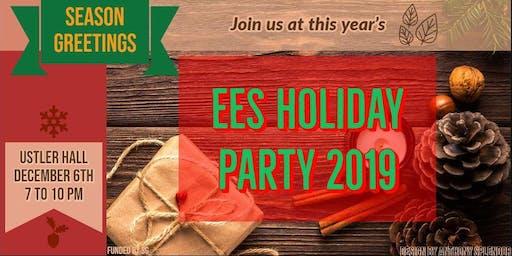2019 EES Holiday Social