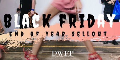 Black Friday End of Year Sell Out - Nothing over $29!! tickets