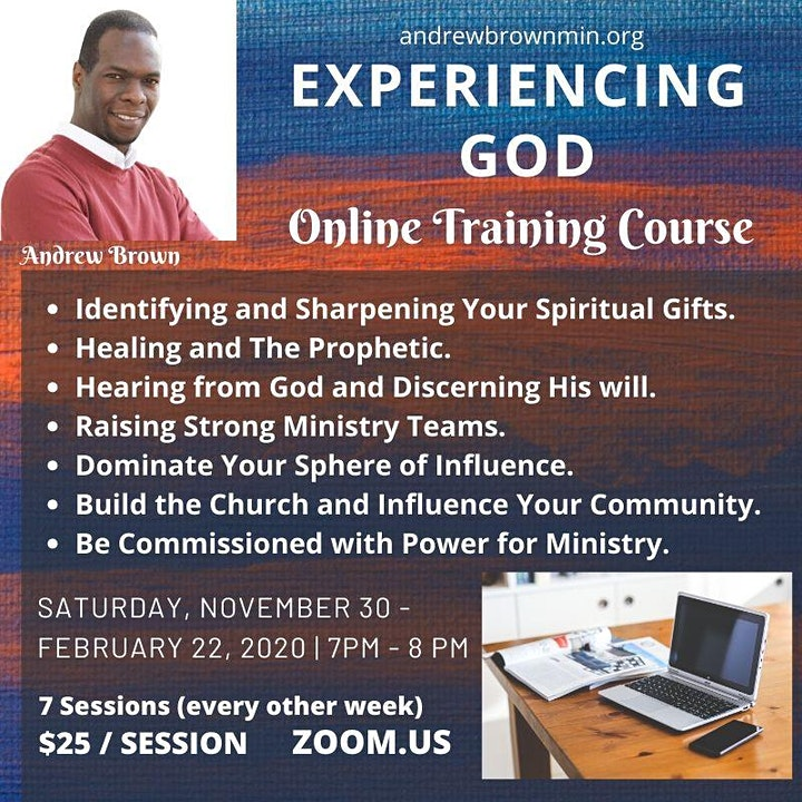 Experiencing God -Session 2 image