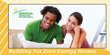Building Net Zero Energy Homes tickets