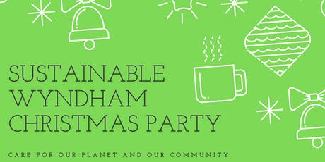 Sustainable Wyndham Christmas Party tickets