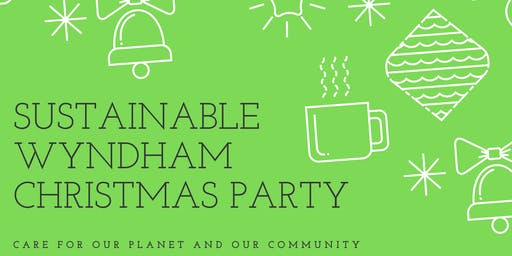 Sustainable Wyndham Christmas Party