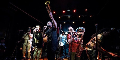 Rebirth Brass Band tickets