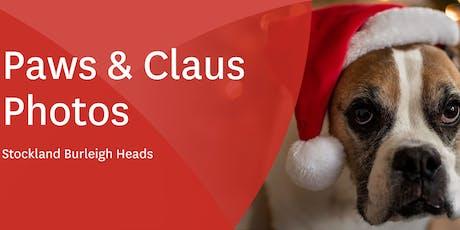 Paws & Claus Photos tickets