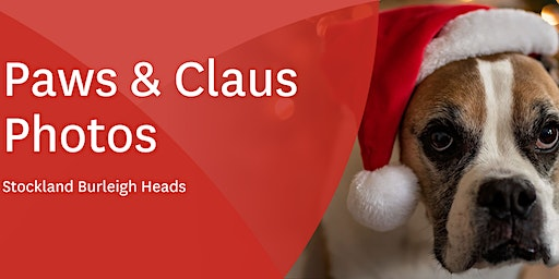 Paws & Claus Photos