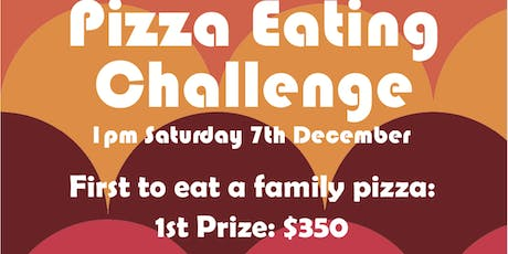 Funkateers Pizza Eating Challenge tickets