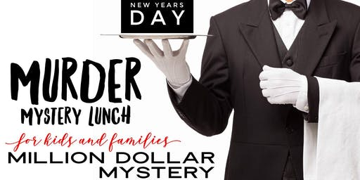 Murder Mystery Lunch FOR KIDS & Families