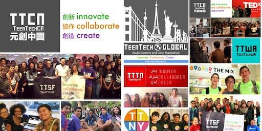 Free! 2019 TeenTechSF Global Youth Summit