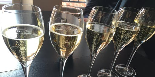 Champagne Master Class with Tanya Morning Star Darling, CWE, FWS