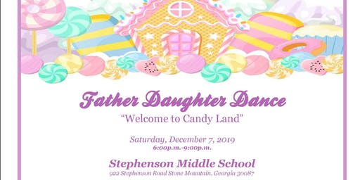 Welcome to CandyLand Daddy Daughter Dance