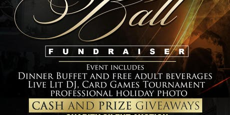 1st Annual Holiday Ball Fundraiser  tickets