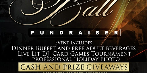 1st Annual Holiday Ball Fundraiser