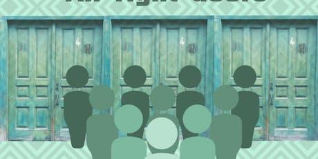 All Right Doors December Forum tickets