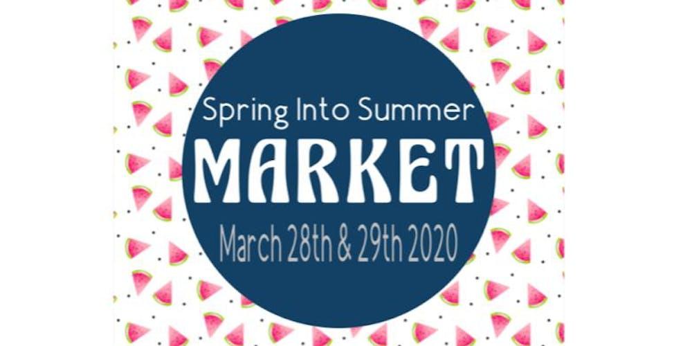 Benton County Fair 2020.Spring Into Summer Market Tickets Multiple Dates Eventbrite