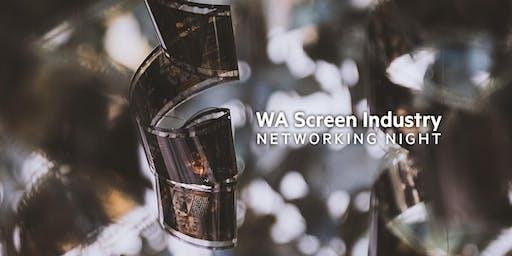 WA Screen Industry Networking Event + WA Industry Health Check Presentation