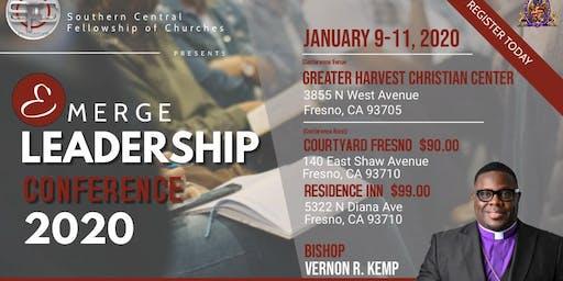 Emerge Leadership  Conference 2020