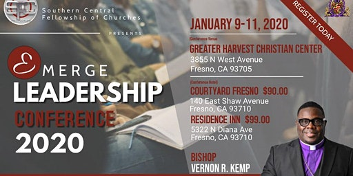 Emerge Leadership  Conference 2020