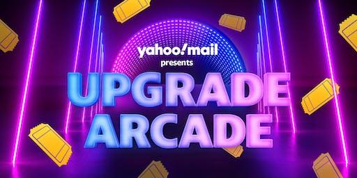 Yahoo Mail presents #UpgradeArcade