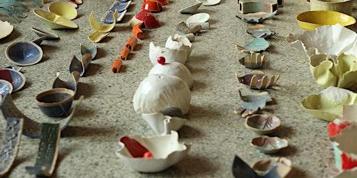 CBR SHOW: The Sound of Ceramics: Experimental Approaches to Ceramic Instrument Design
