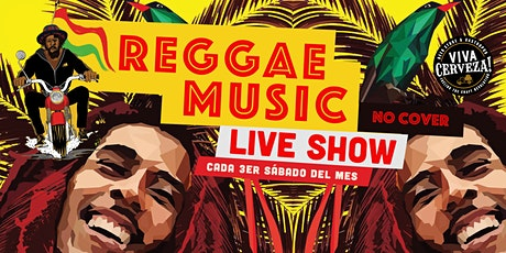 Reggae Music LIVE Show! tickets