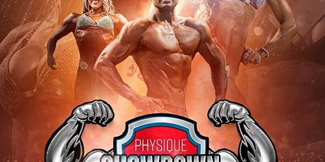 NFF Physique Showdown tickets