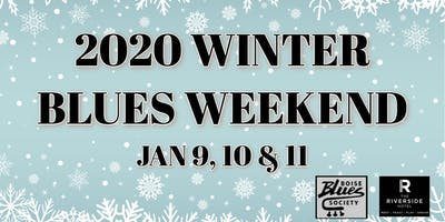 Winter Blues Weekend: Jake Blues , Deb Michels Gang, Trials & Tribulations