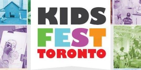 Winter Family Day Festival - Kidsfest tickets