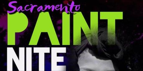 Sacramento Paint Nite tickets