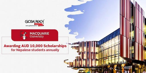 Macquarie University coming to Global Reach Office