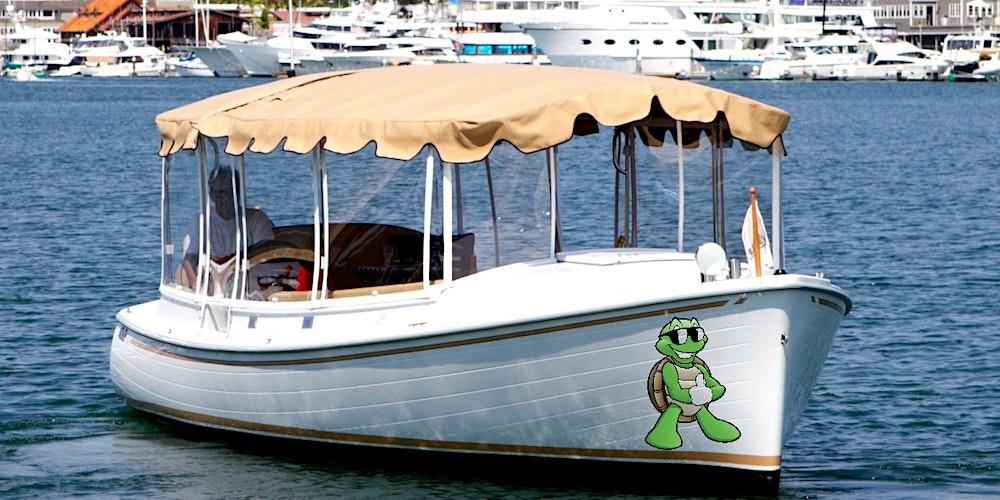 3 Hours Duffy Rental In Newport Beach Monday Thru Friday 105 00