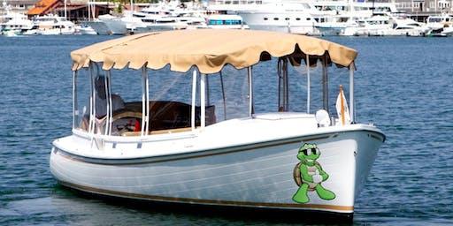 3 Hours Duffy Rental in Newport Beach ( Monday thru Friday ) $105.00