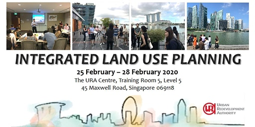 Integrated Land Use Planning (25 to 28 February 2020)