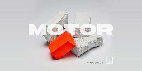 MOTOR - Xe54 tickets