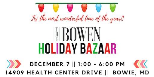 Shop The Bowen Holiday Bazaar hosted by Shuga & Shea