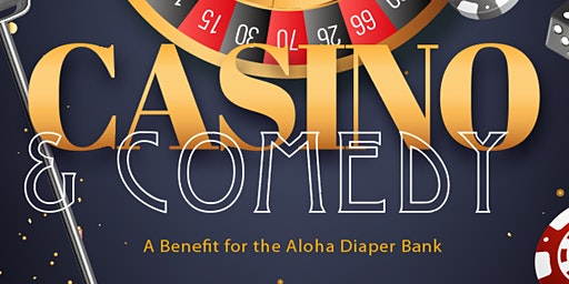 Casino & Comedy Night