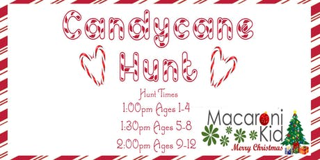 2019  Candy Cane Hunt tickets