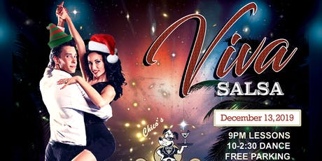Viva Salsa! – Holiday Hoopla tickets